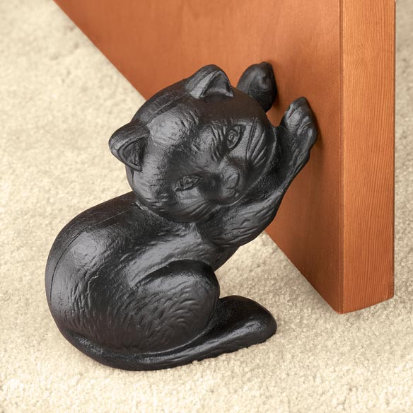 Pesky Pet Doorstop