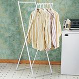 Laundry & Garment Care - Folding Clothes Rack