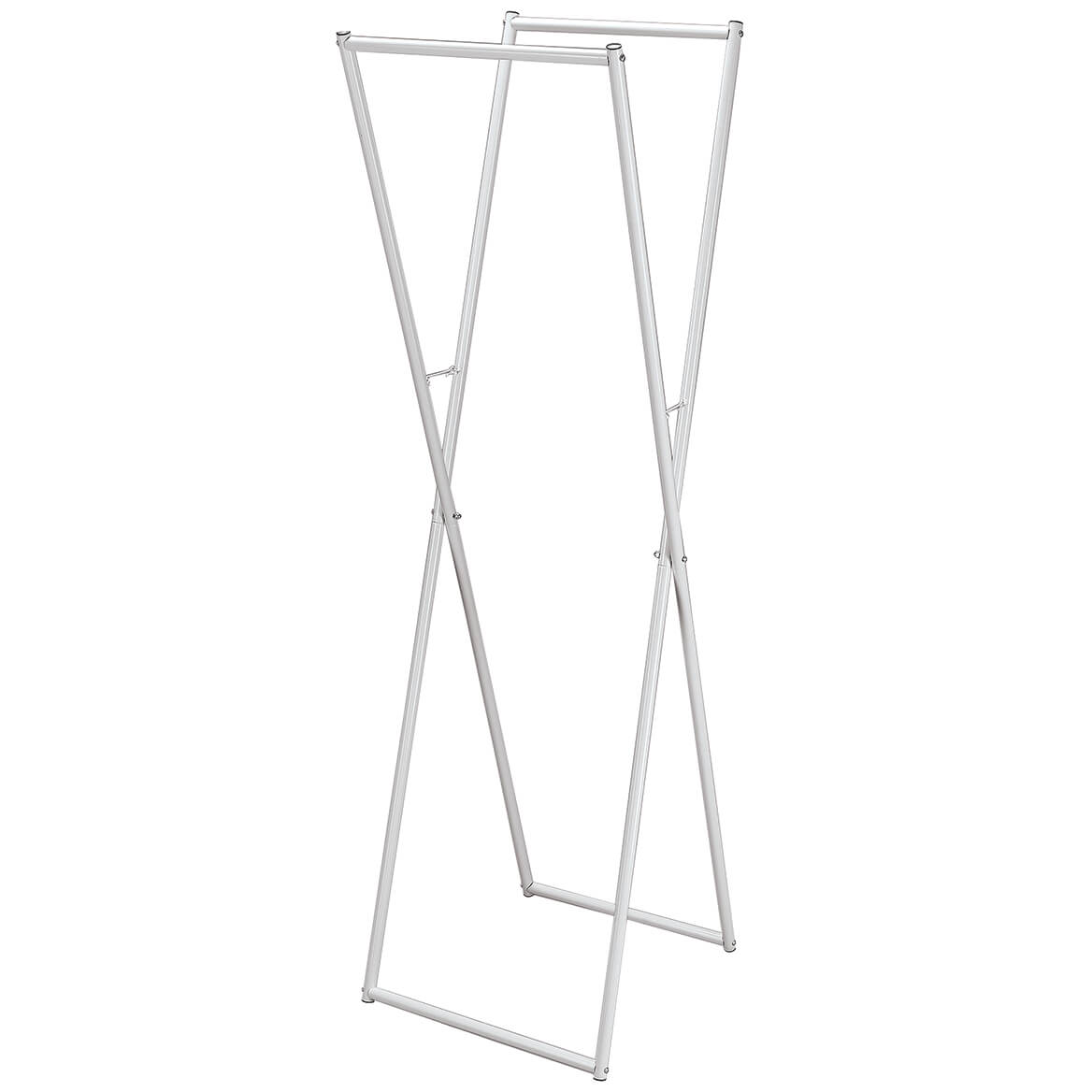 Folding Clothes Rack-310952