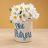 Home - Personalized Stoneware Crock