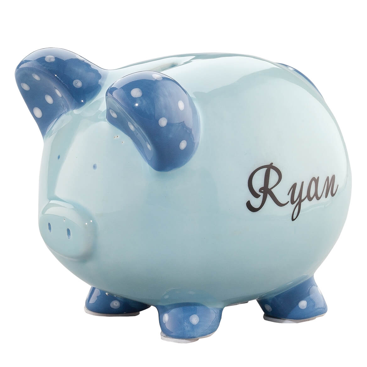 Personalized Children's Piggy Bank