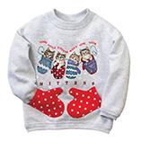 Everyday Sweatshirts - Kitten Mittens Sweatshirt