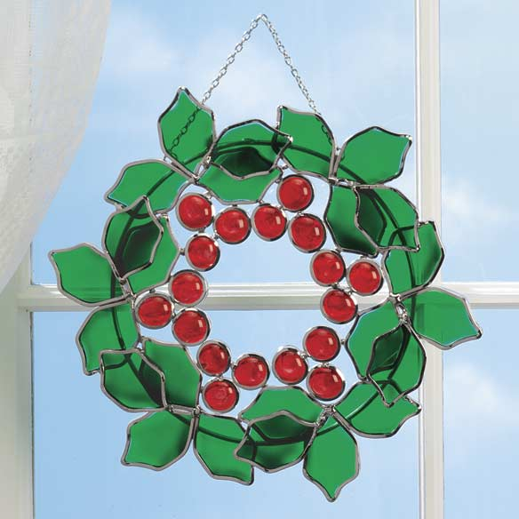 Christmas Suncatcher