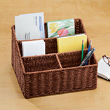 Home Office - Mail Basket