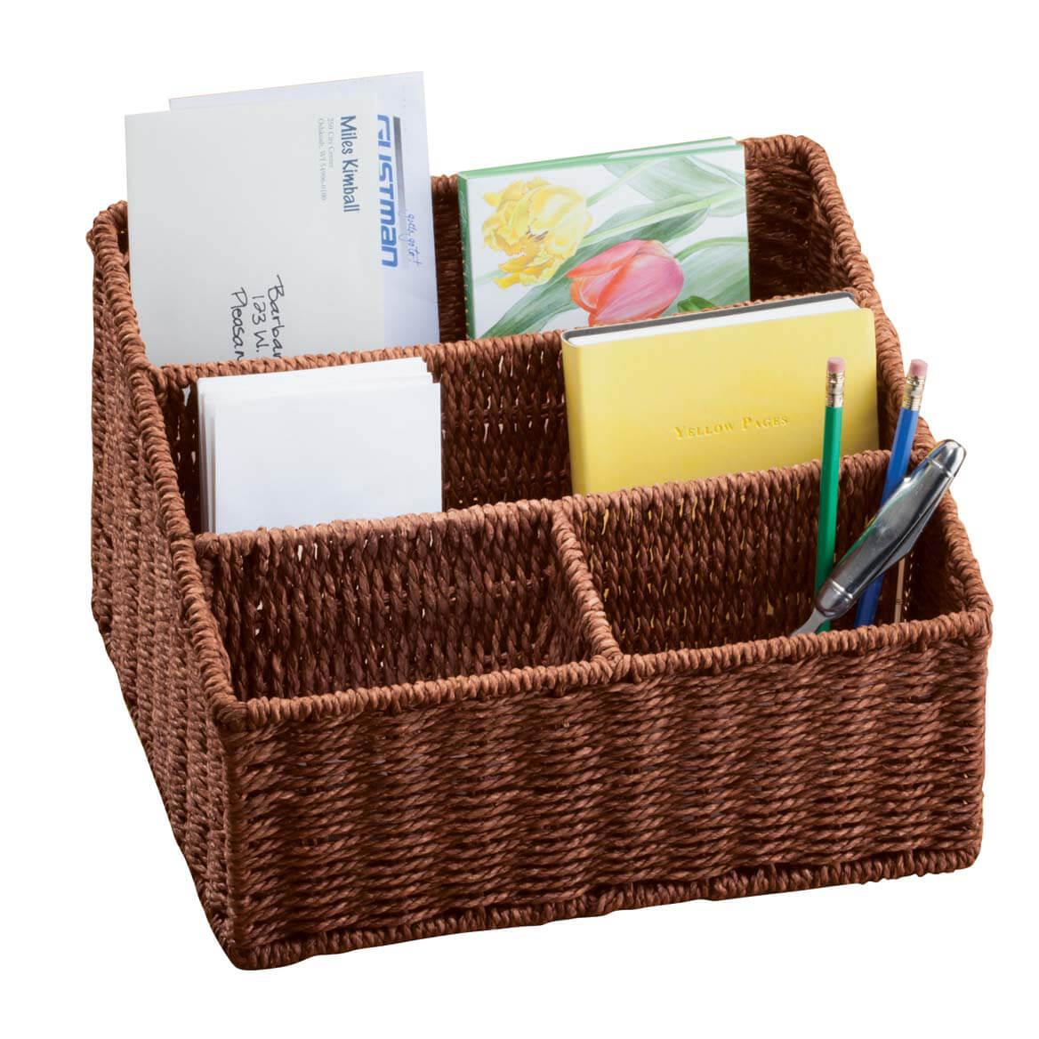 Mail Sorting Basket