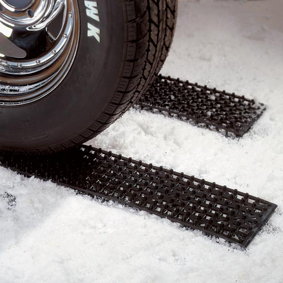 Car Traction Mats - Set Of 2