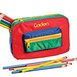Kids - Personalized Pencil Pouch