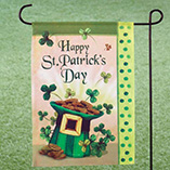 St. Patrick's Day - St. Patrick's Day Garden Flag