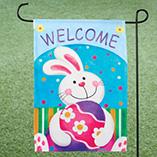 Easter - Easter Garden Flag