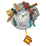Home - Workshop Wall Clock