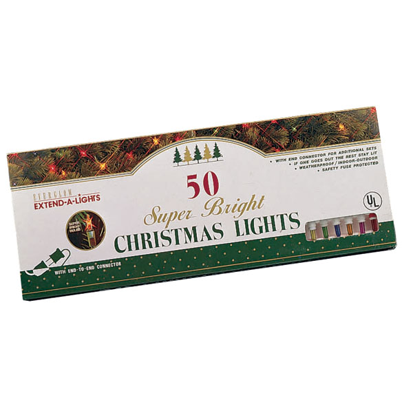 Multi Lights 50 CT