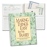 View All Books & Reading - Family Organizer Book
