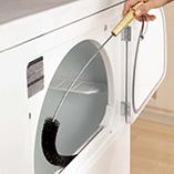 Laundry & Garment Care - Dryer Lint Brush
