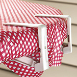 Patio & Grill - Plastic Tablecloth Clips