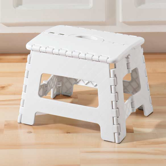 Folding Step Stool - View 1