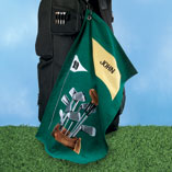 Personalized - Personalized Golf Towel