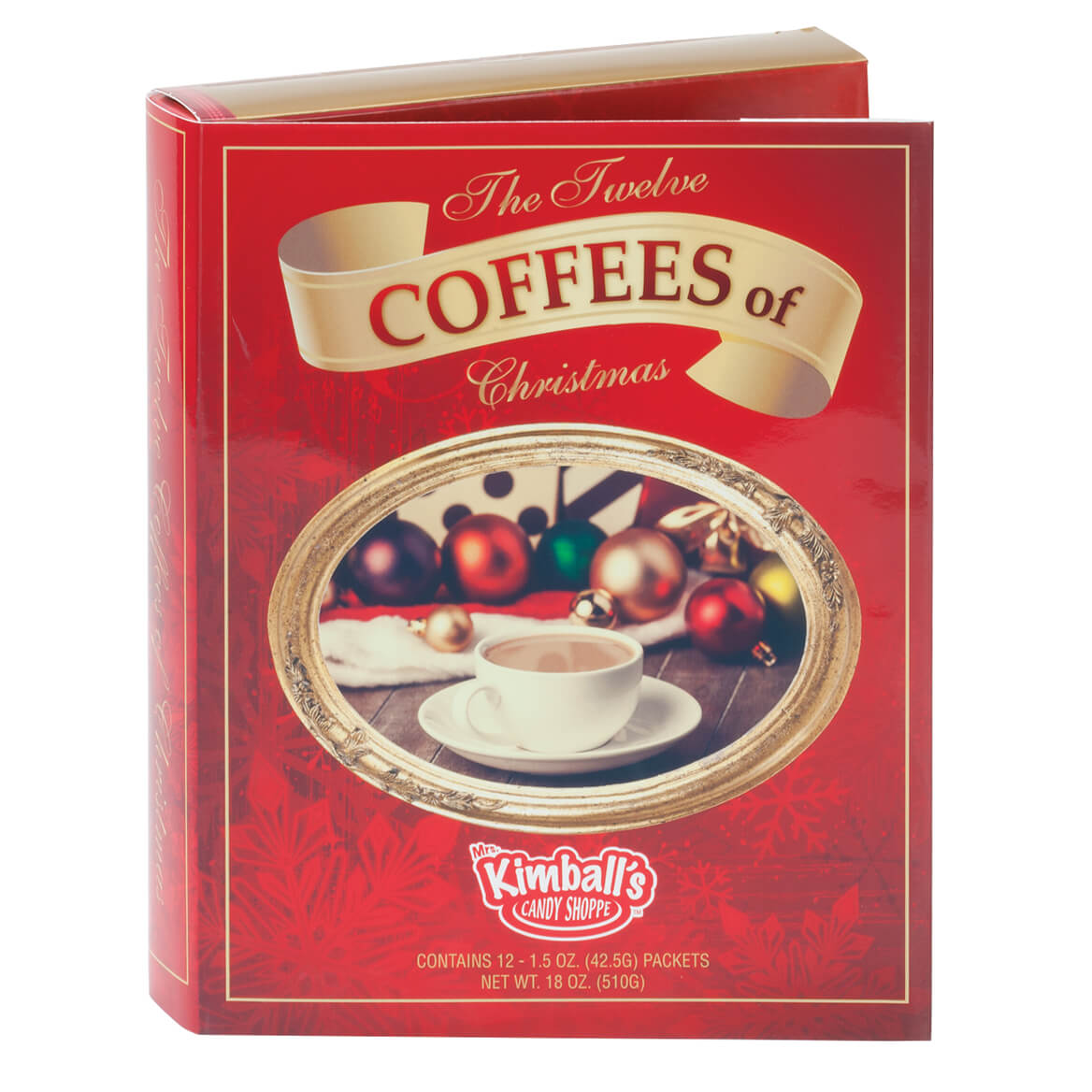 Twelve Coffees of Christmas