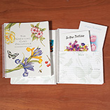 View All Books & Reading - Greeting Card Organizer Book