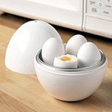 Cookware & Bakeware - Microwave Egg Boiler
