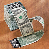 Wrapping & Gift Giving - Money Machine™ Cash Dispenser
