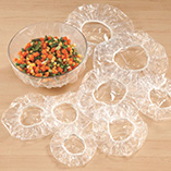 $8.99 and Under Kitchen Gadgets - Elastic Bowl Covers - Set Of 50