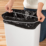 Kitchen Gadgets $9.99 and Under - Trash Can Bands - Set Of 3