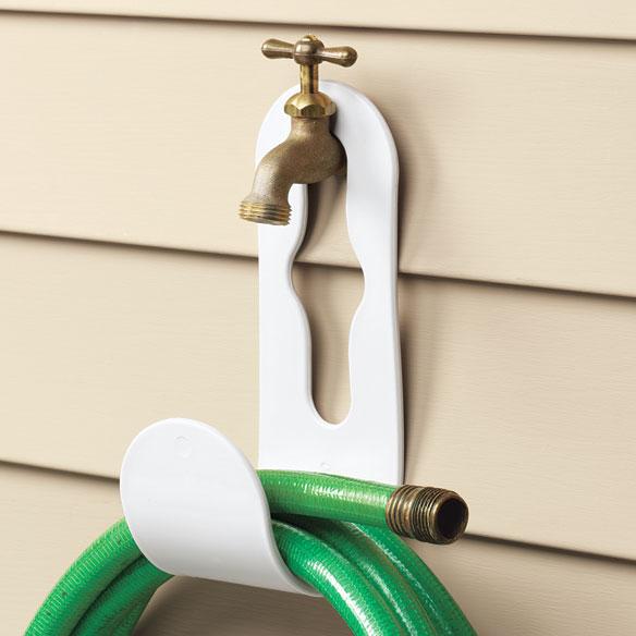 Faucet Mount Hose Holder