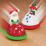 Santa Letters & Childrens Gifts - Holiday Bumper Car