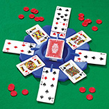 Puzzles, Games & Playing Cards - Kings In The Corner®