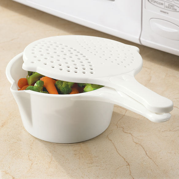 3-In-1 Microwave Pot