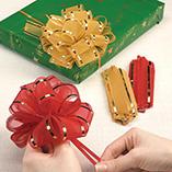 Wrapping & Gift Giving - Sheer Organza Pull Bows