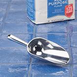 Kitchen Helpers - 5 Oz Aluminum Scoop