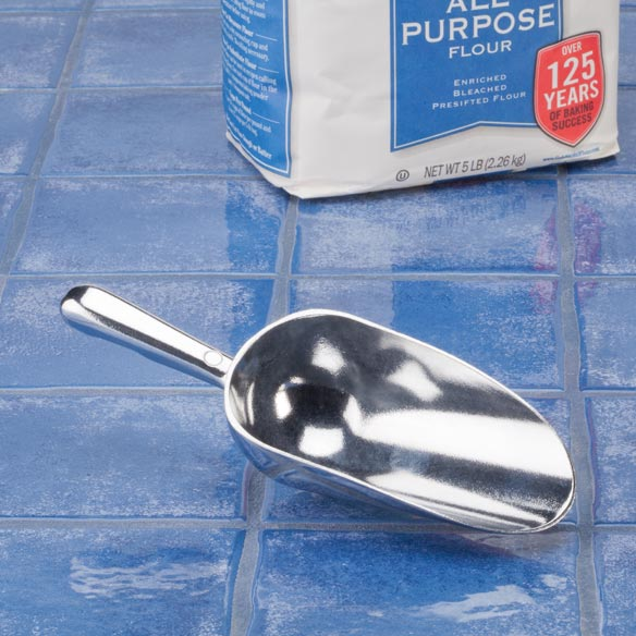 5 Oz Aluminum Scoop