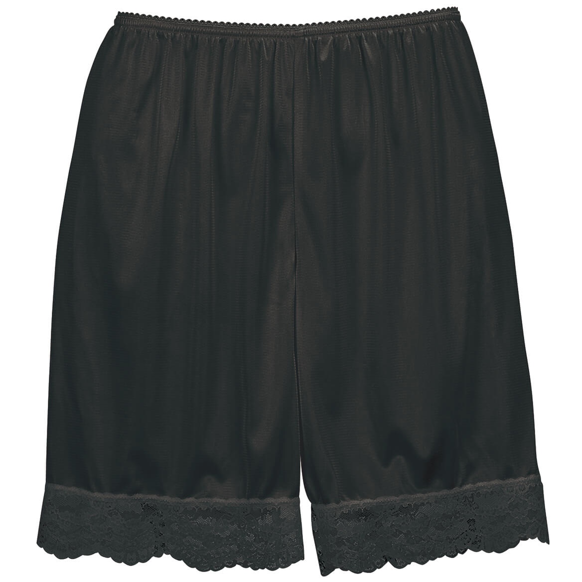 Lace Trimmed Pettipant - Short