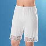 Undergarments & Sleepwear - Lace Pettipants - Long
