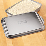 Home - Personalized Cake Pan With Lid