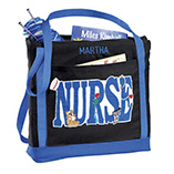 Apparel, Wallets & Jewelry - Personalized Nurse Tote Bag
