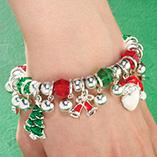 View All Jewelry & Keychains - Holiday Stretch Bracelet