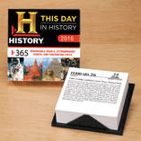 Table Calendars - This Day In History Calendar 2015