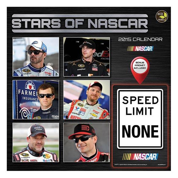 NASCAR Calendar 2014