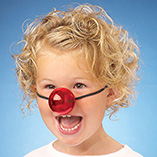 Santa Letters & Childrens Gifts - Reindeer Flashing Nose
