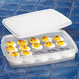 Kitchen Gadgets $9.99 and Under - Deviled Egg Container