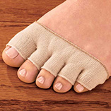Foot Care - Open Toe Separator Socks
