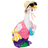 Outdoor, Gardening & Auto - Swimmer Goose Outfit Girl