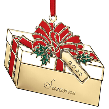 personalized ornaments miles kimball