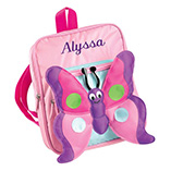 Apparel, Totes & Accessories - Personalized Butterfly Backpack