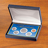 Collectibles & Display - Dated Coin Set 1965-2013