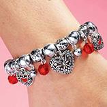 Valentines Day - Valentine's Stretch Bracelet