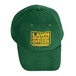 Apparel & Jewelry - Lawn Enforcement Hat