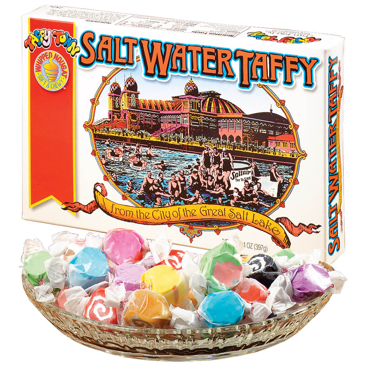 Taffy Town® Salt Water Taffy Gift Box, 14 oz.